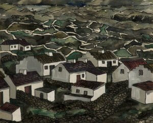 Kenneth Hall,, 1913-1946, Bungalows, Isle of Arran
